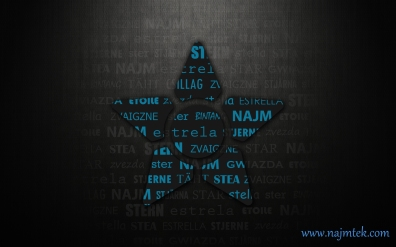 Multilangue wallpaper