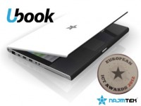 Ubook awarded !