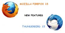 mozilla 15