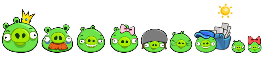 After Angry Birds Welcome Bad Piggies