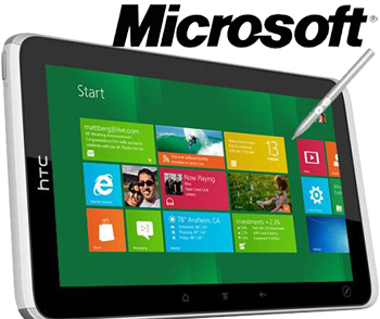 htc windows8tablet
