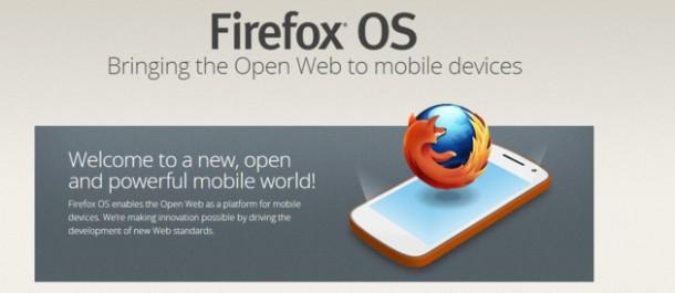 firefox os mobile