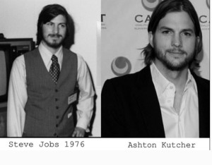 steve jobs ashton kutcher