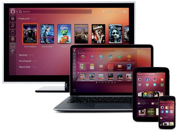 ubuntu 4 screens