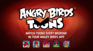 angry birds toons weekly