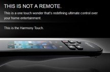 harmony touch