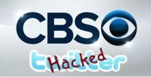 CBS hacked