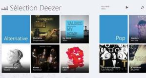 selection deezer