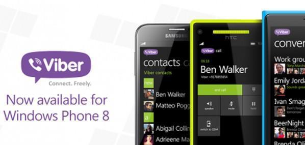 viber windows phone8