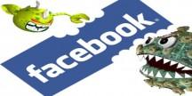 facebook trojan attack