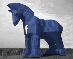 facebook trojan horse