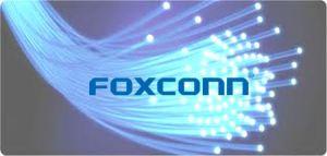 foxconn fiber optic